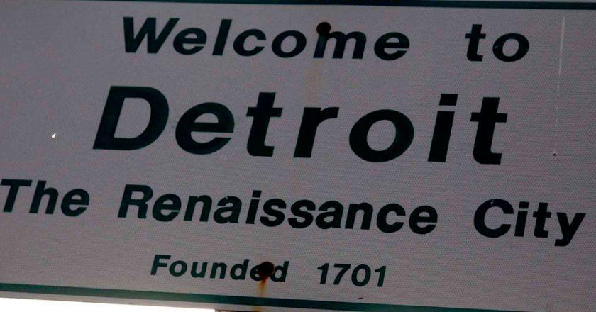 Les habitants de Detroit