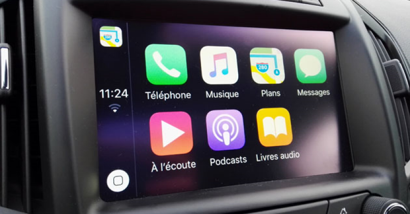 Les voitures peuvent-elles devenir des plateformes d'achat en ligne ?