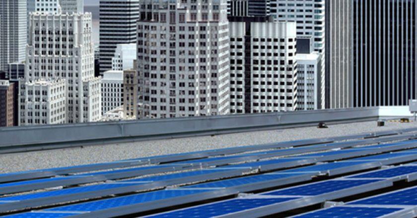 blockchain pour mieux gérer l'énergie solaire