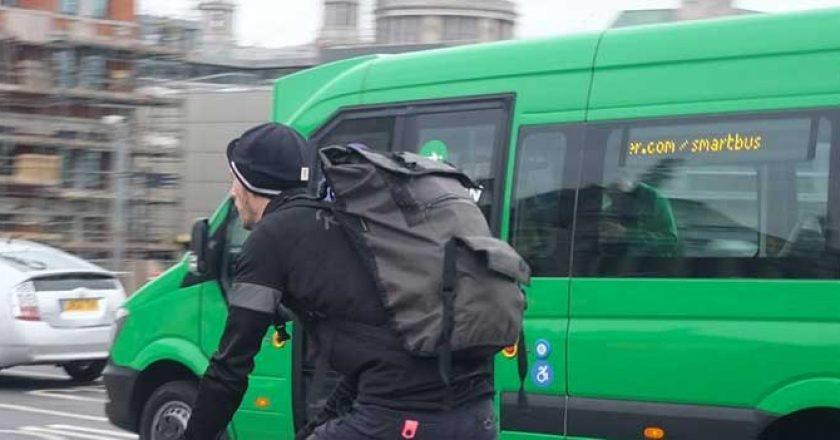Les nouvelles lignes de bus de Citymapper